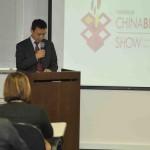 Pan Faming - Diretor do Grupo China Trade Center e diretor executivo do Comite Organizador da CHINA BRAND SHOW