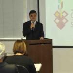 Wang Guiqing - Vice-Presidente do CCCME