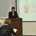 Yu Yong -  Consul Comercial do Consulado da República Popular da China em Sao Paulo